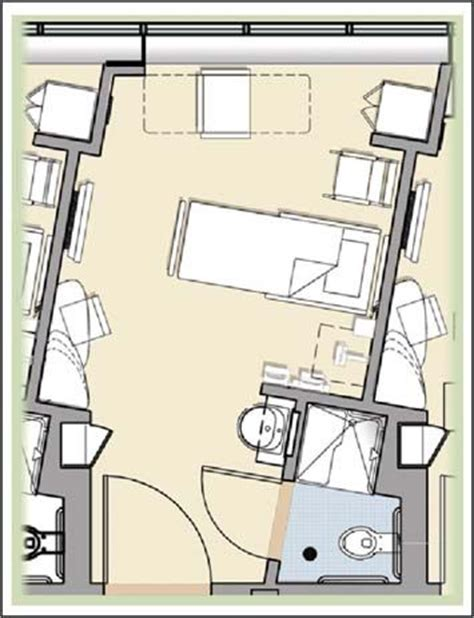 hospital room design layout 52 best images about health care building on pinterest