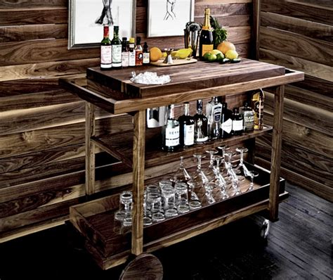 appartment bar get smart with a mobile bar for your apartment rentcafe
