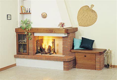 camini rivestiti in legno brenta rivestimento caminetti in mattone