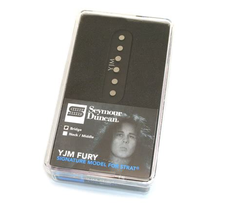 guitar parts factory yjm fury seymour duncan