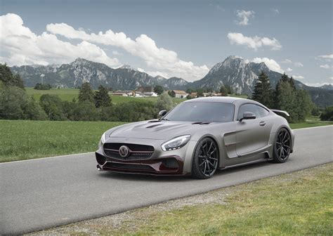 what does amg on a mercedes mansory does their thing with the mercedes amg gt s
