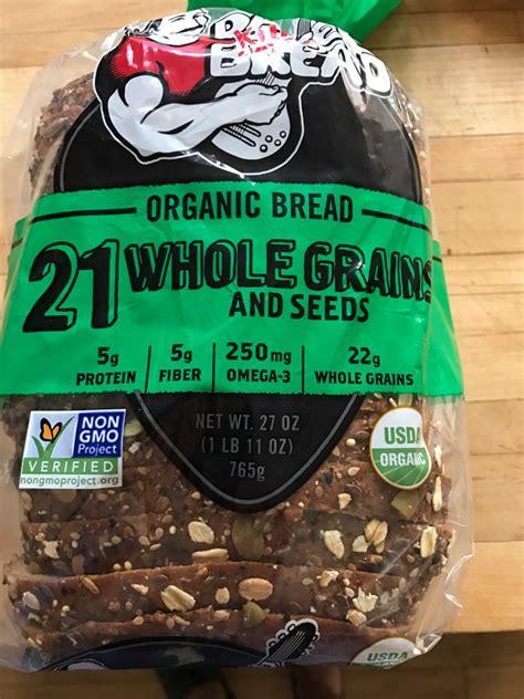 21 whole grains bread dave s killer bread 21 whole grains bread calories