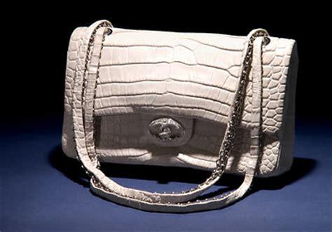 Chanel Forever Alligator by Chanel S Alligator Bag Five Trends