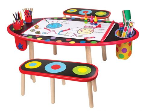 childrens art desk choosing a kids art table with storage