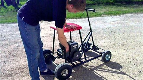 bar stool cart homemade bar stool kart take 1 youtube