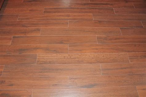 trending wood look tile was a key component in wood tile decobizz com
