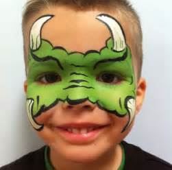 halloween face paint design tot s face painting ideas on pinterest face paintings