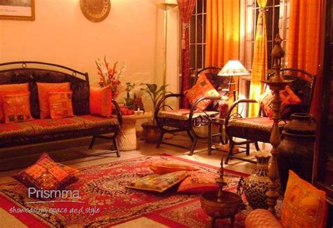 Living Room Interiors Indian Style India Interior Design Sanghamitra Bhattacherjee