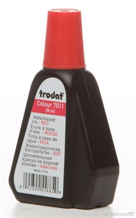 Tinta Trodat tinta para sellos trodat 7011 todos los colores 28ml