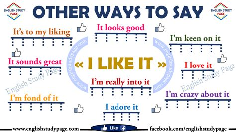 9 Ways To Get Through Days by Ways To Say I Like It Study Page