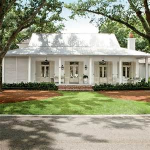 louisiana acadian style home in baton design by