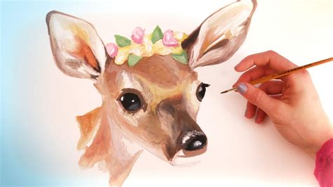 water color animals watercolor animal paintings