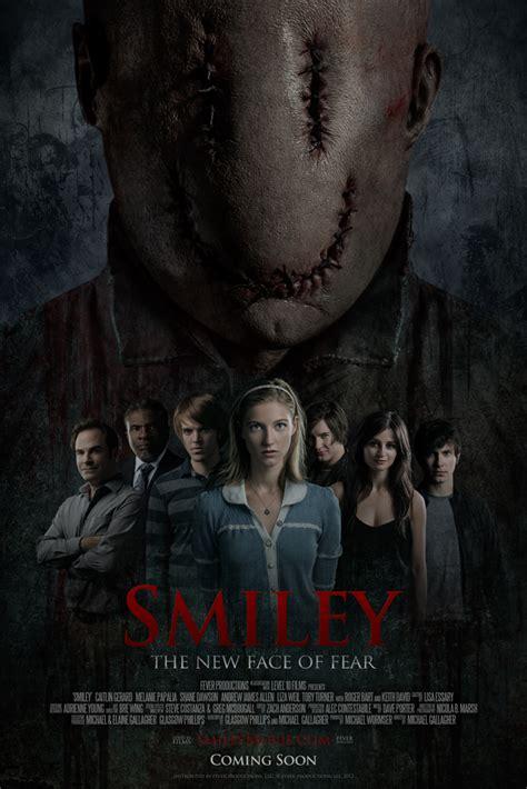 film horror misteri creepy poster for the ridiculous horror thriller smiley