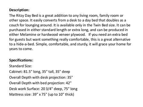 description of bedroom space saving bedroom furniture