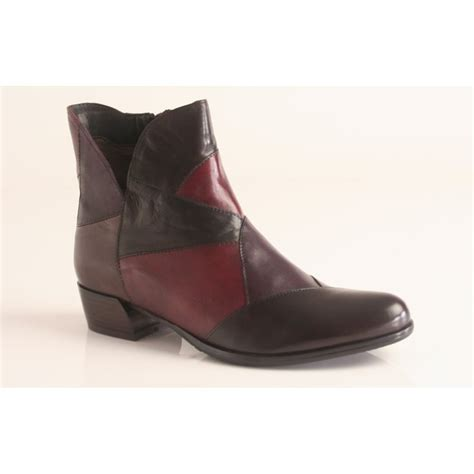 grande boots canal grande canal grande ankle boot style beppa in multi