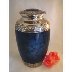 Cheap Engraved Gifts Urns For Ashes Mystic Blue Cremation Urn