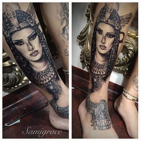 cleopatra tattoos 18 royal cleopatra tattoos