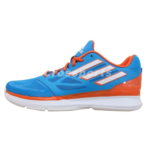 basketball shoes new york adidas pro smooth lo low blue orange 2014 new york knicks