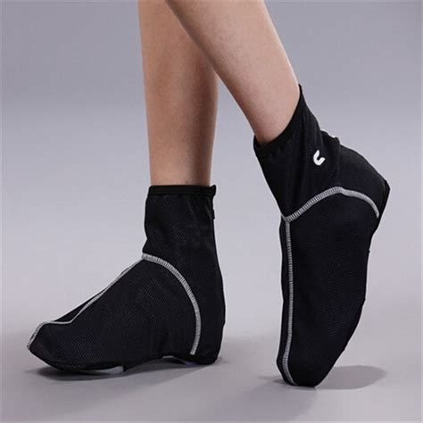 bike shoe covers reviews buy cycling shoe covers zippered overshoe bike bicycle
