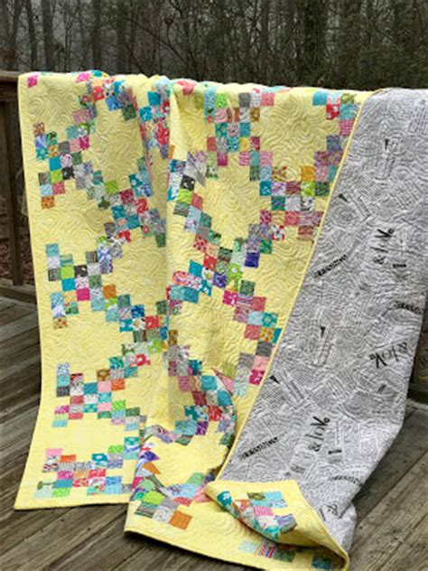 Eleanor Burns Chain Quilt Pattern by Around The Blocks Gallery Of Quilts