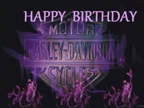 Happy birthday harley davidson theme birthdays assorted greetings