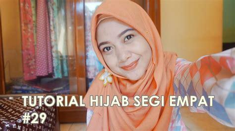 tutorial hijab pashmina simpel 27 indahalzami youtube tutorial hijab segi empat simpel 29 indahalzami youtube