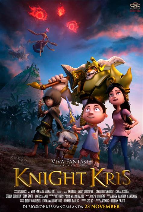 film bioskop indonesia november akhir november 2017 film anime knight kris siap hadir di
