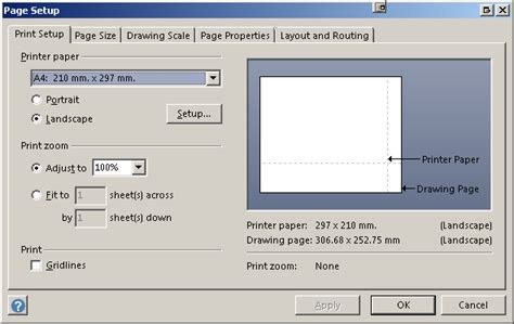 visio page size windows 7 how can actually fit the page size to the