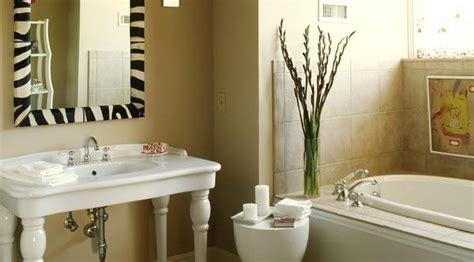 zebra print bathroom ideas more ideas on using the zebra print for the interior
