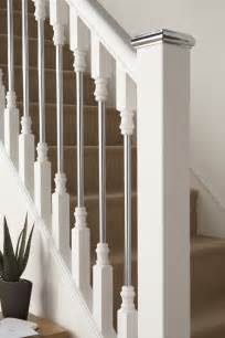 Uk Stair Parts by Axxys Solo Stair Parts Axxys Clarity Axxys Chrome Stairs