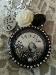 Origami Owl Black Locket - 1000 images about origami owl designs on