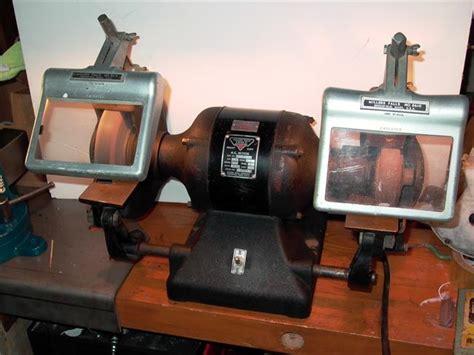 vintage bench grinder for sale photo index millers falls co miller falls model 87