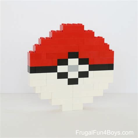 Design Bloggers by Pokemon Lego Projects To Build