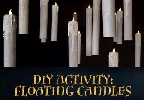 harry potter floating candles diy diy floating candles harry potter amino