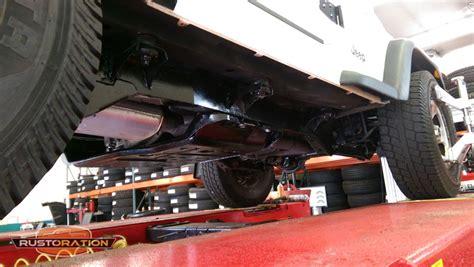 jeep repair jeep wrangler tj frame repair rustoration a division