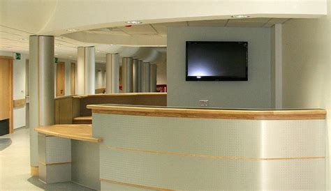 Hospital Reception Desk Hospital Reception Desk Information Desks In Hospitals Install Picture To Pin On Pinterest