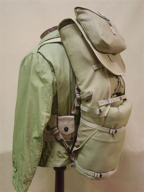 64 pattern rucksack frame for sale haversack m1928 army wwii impressions inc