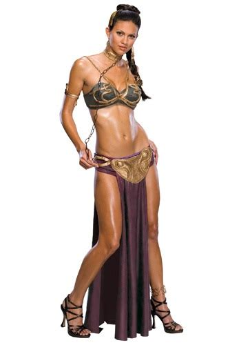Princess Leia  Slave Costume    Princess Leia Slave Costumes