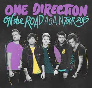 News brand new one direction on the road again 2015 tour dates