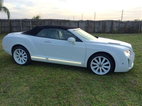 custom bentley convertible bentley gt convertible replica for sale