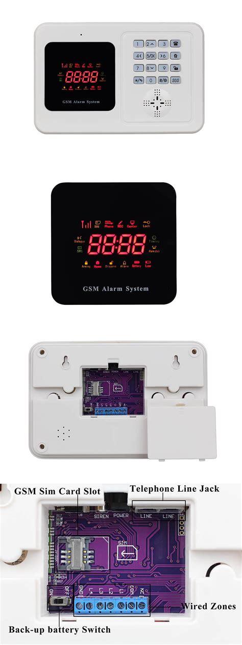 how do i register my as a service g85 bands gsm pstn wireless smart diy home security alarm burglar system ebay