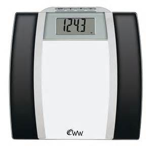 Weight Watchers Bathroom Scales 400 Pound Bathroom Scale Sears Com
