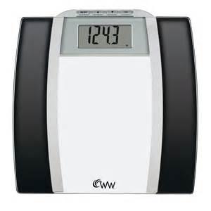 weight watchers bathroom scale conair weight watchers ww78 digital glass bath scale