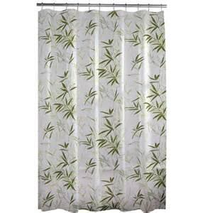 Floral Shower Curtains Shop Style Selections Peva Floral Green Floral Shower Curtain At Lowes