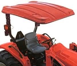 Kubota Canopy Top by Kubota Fiberglass Fn1 Tractor Sunshade Canopy 3x2 Rops