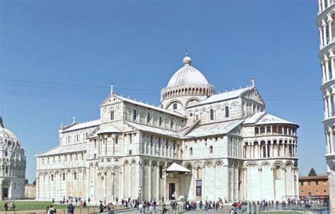 duomo pisa interno cattedrale pisa