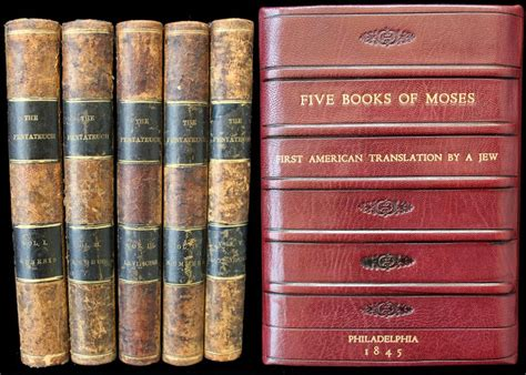 five books five books of moses