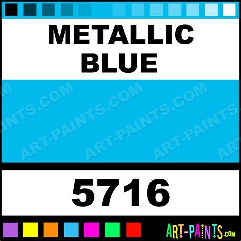 the gallery for gt metallic blue paint code