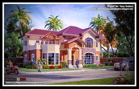 simple mediterranean house design philippine dream house design two storey mediterranean house in palawan
