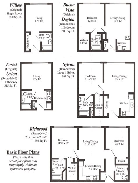 apartments floor plans apartment floor plans studio apartment floor plans